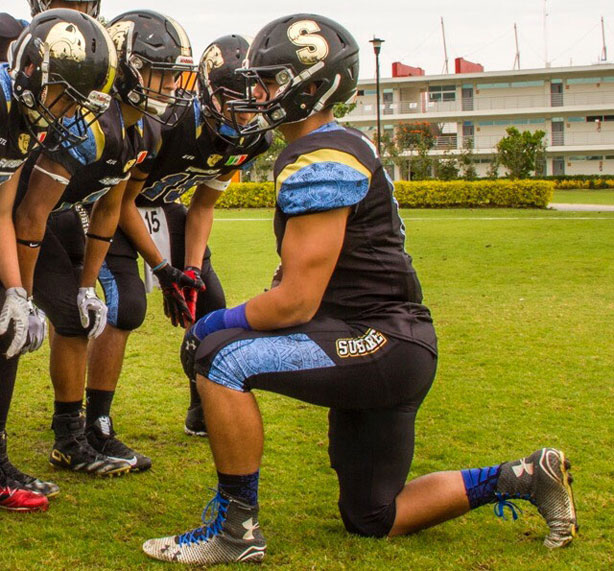 Los Guerreros Jaguar se preparan para su debut en CONADEIP