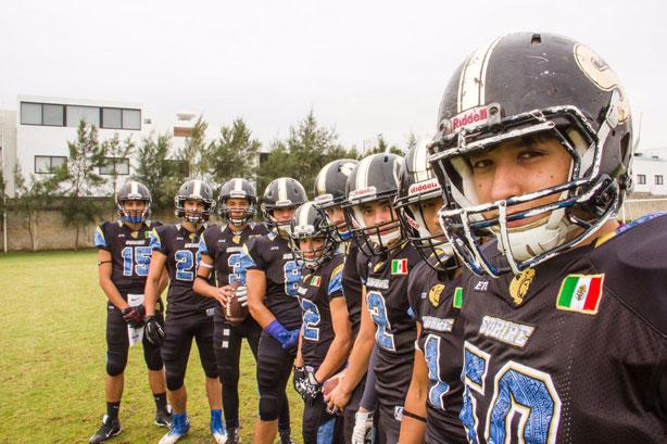 Guerreros Jaguar del Colegio SuBiré buscan su primera victoria