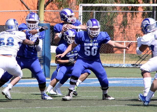 Borregos Santa Fe replanteó su ofensiva en la semana