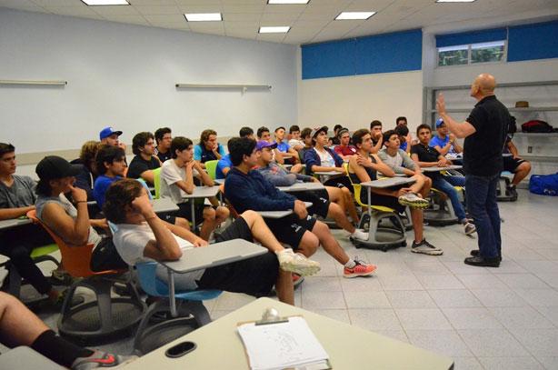 Los Borregos Querétaro complementando su formación integral