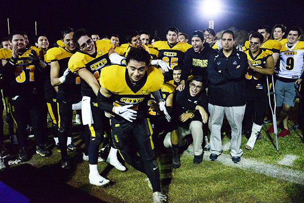 Zorros Mexicali terminaron el 2017 con un nuevo título