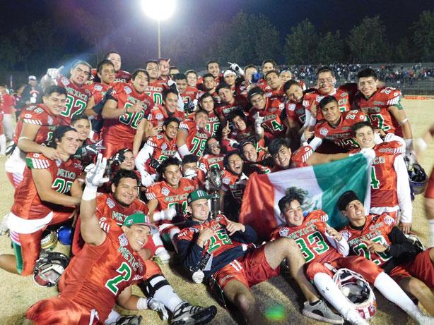 Los Guerreros Jaguar tuvieron presencia en la Selección U-19