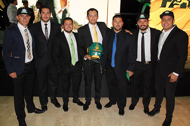 Los Guerreros Jaguar del Colegio SuBiré con presencia en Tequileros
