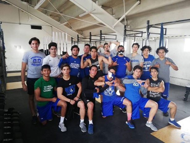 Los Borregos Querétaro intensifican preparación