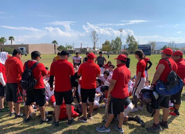 Linces de la UVM Torreón midió fuerzas con sus rivales de grupo