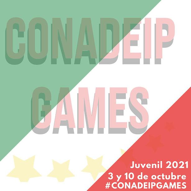 Se vienen las competencias de los CONADEIP Games