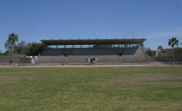 Estadio Miguel Castro Servín
