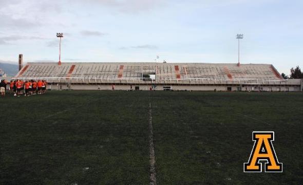 Estadio La Cueva del León