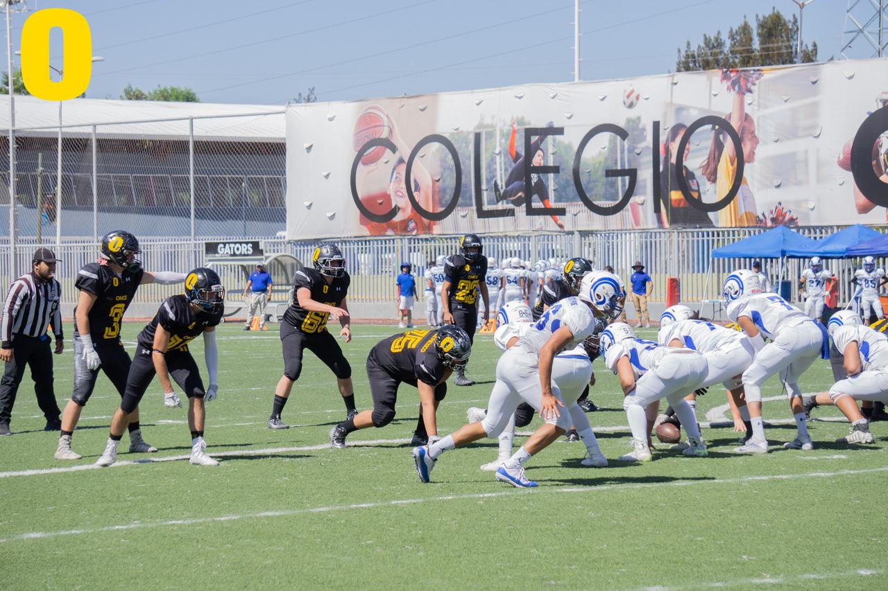 Temporada Juvenil 2019: Gators COM vs. Borregos Puebla