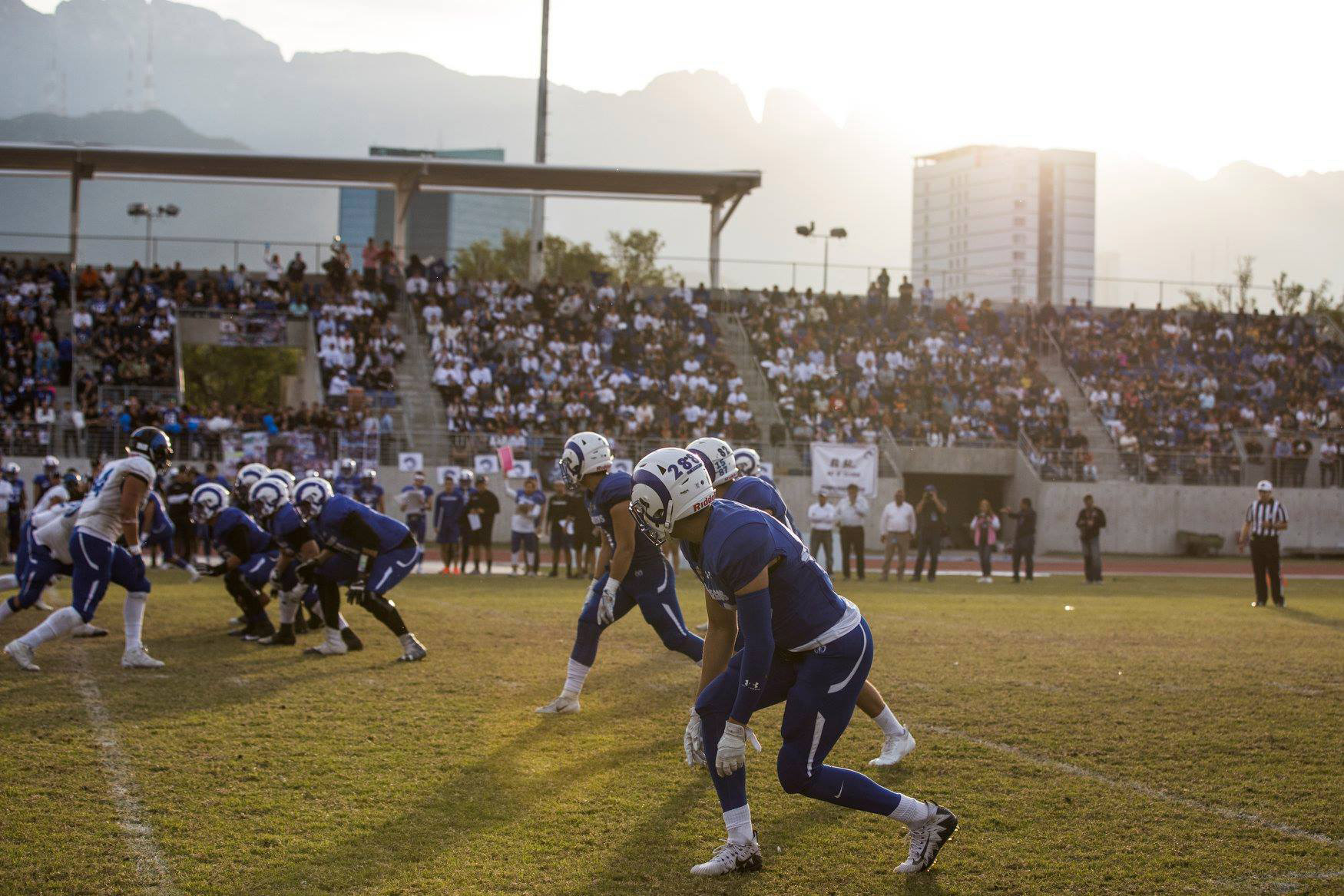 Juego Campeonato 2018: Tec de Monterrey vs. Borregos Toluca