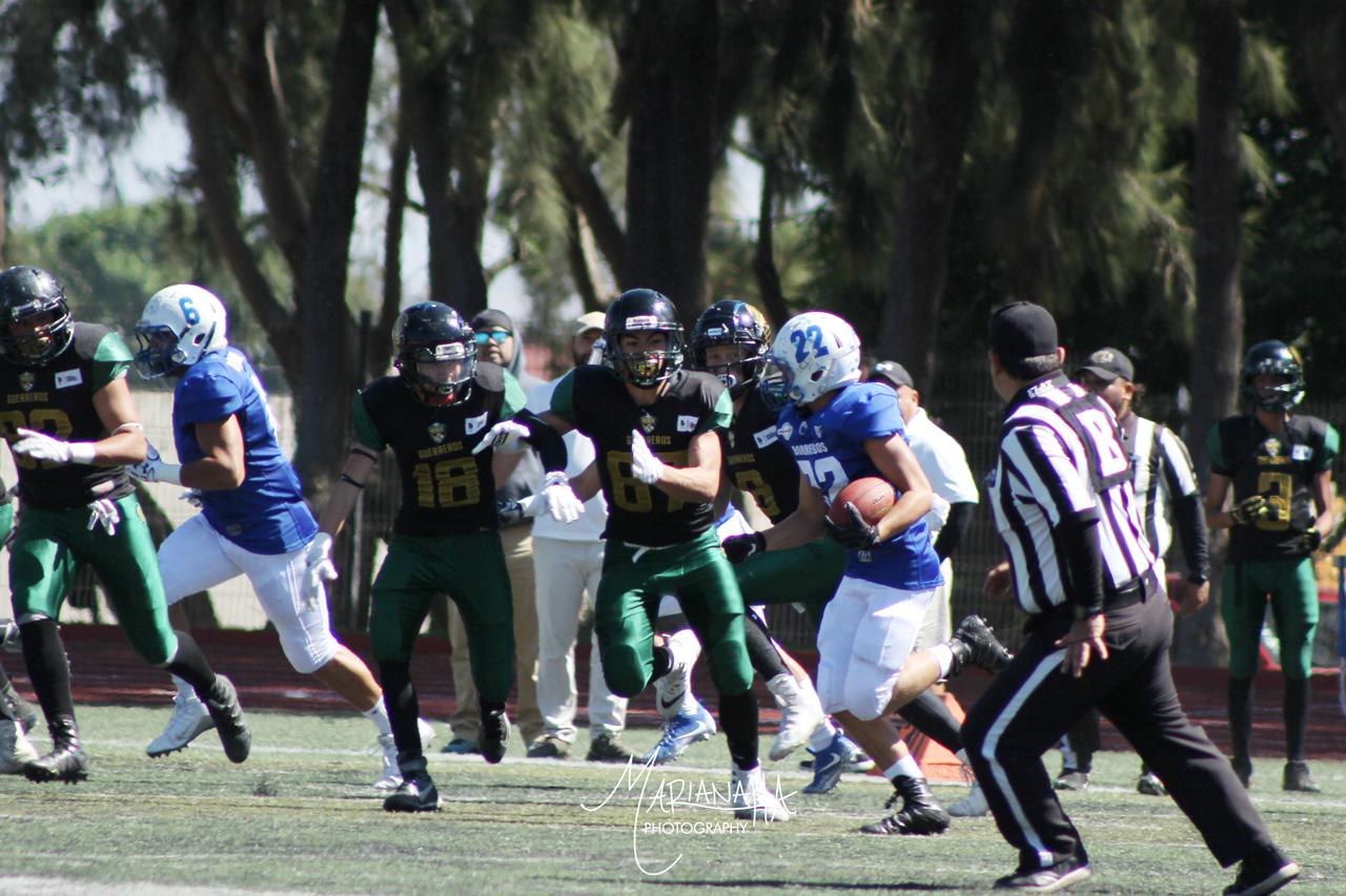 Temporada Juvenil 2019: Borregos Guadalajara vs. Guerreros COBACH