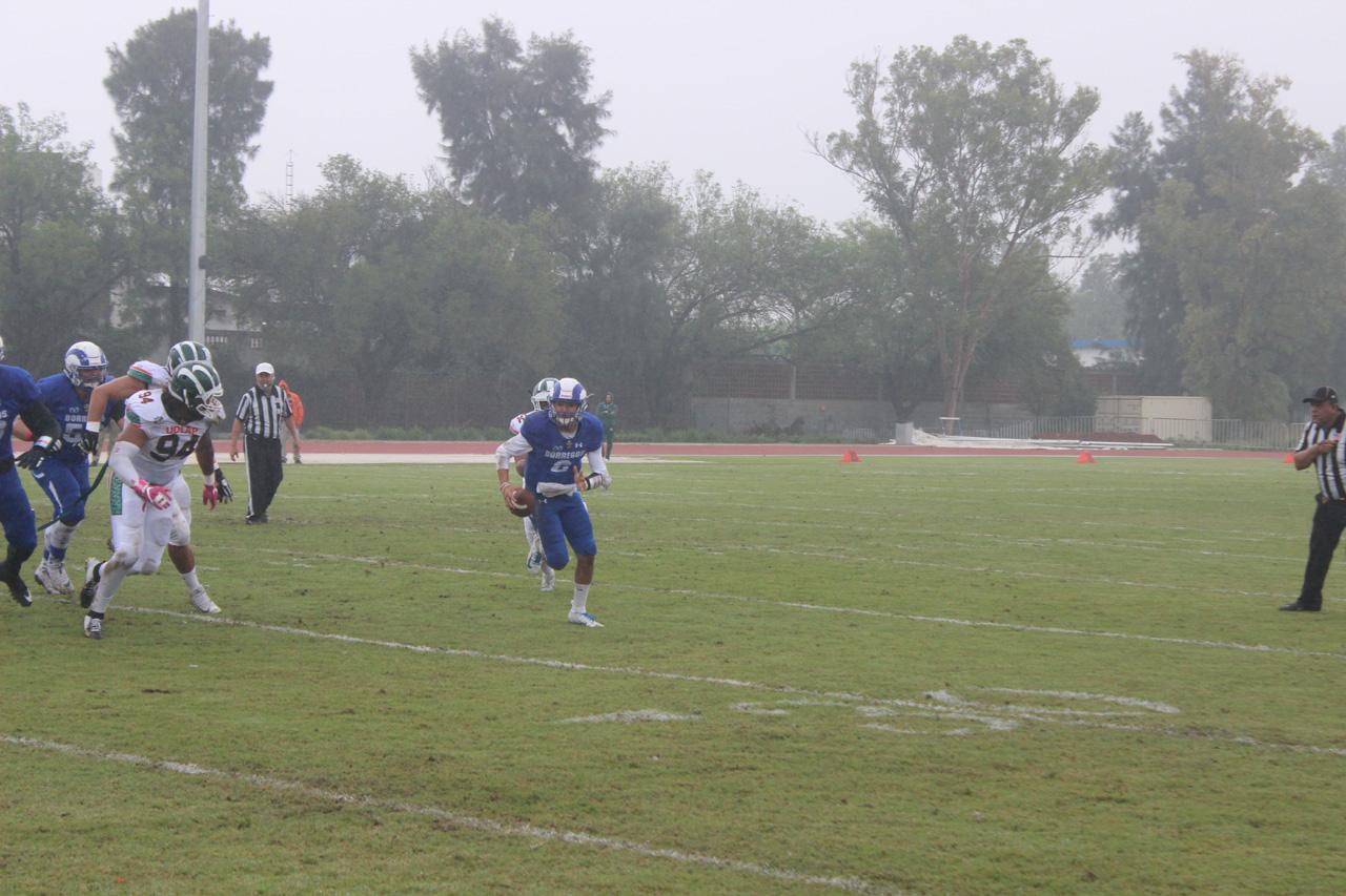 Temporada 2017: Borregos Monterrey vs. Aztecas UDLAP