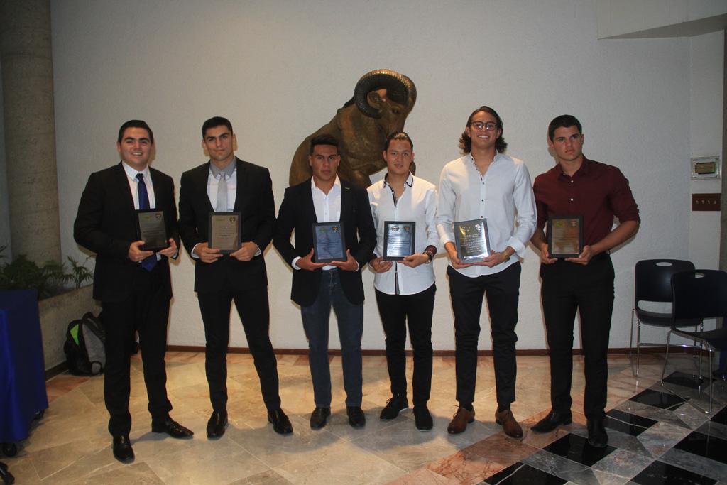 Premiación Temporada 2018 Categoría Juvenil