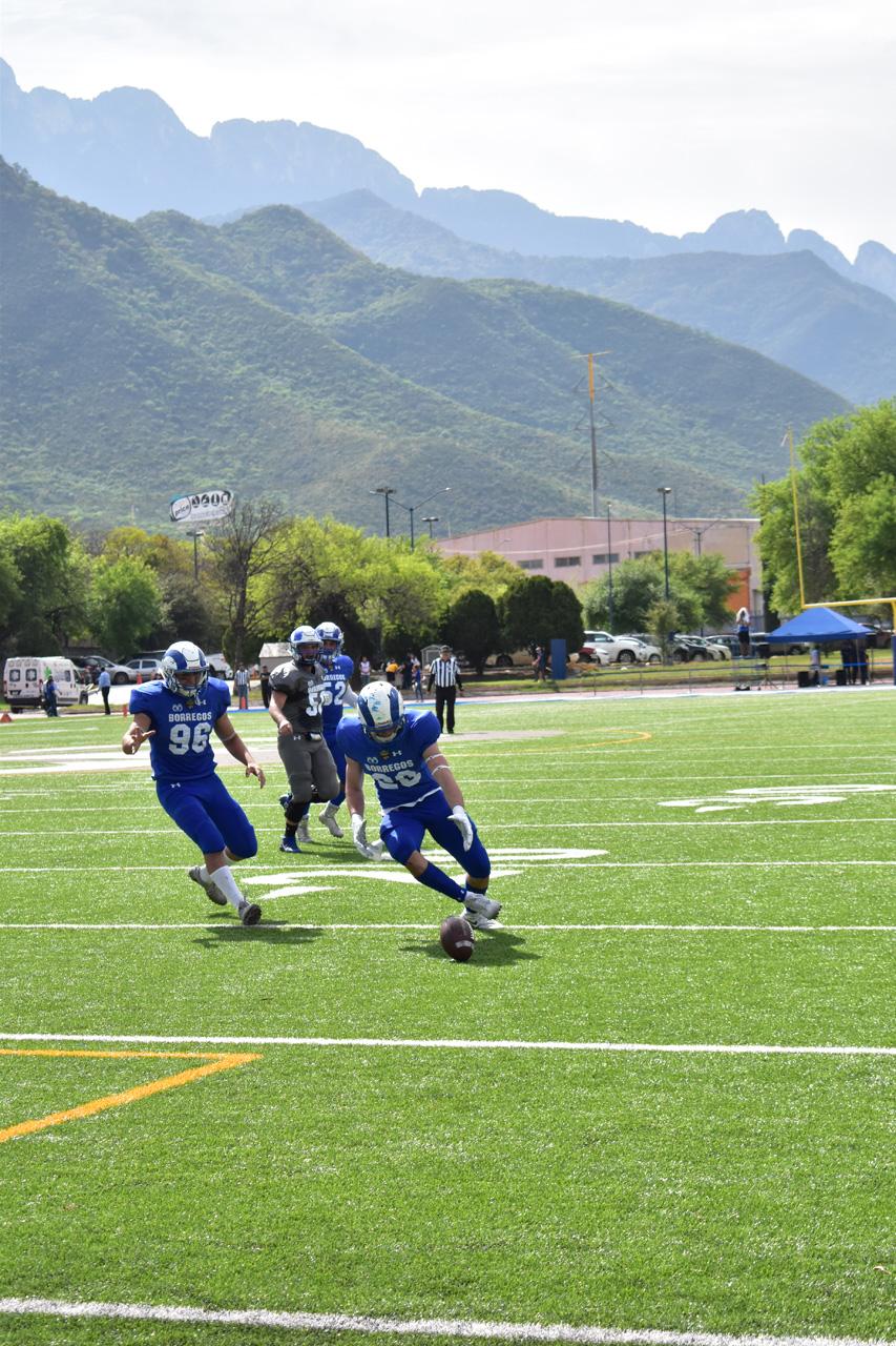 Temporada Juvenil 2019: Borregos Prepa Tec vs. Borregos CEM