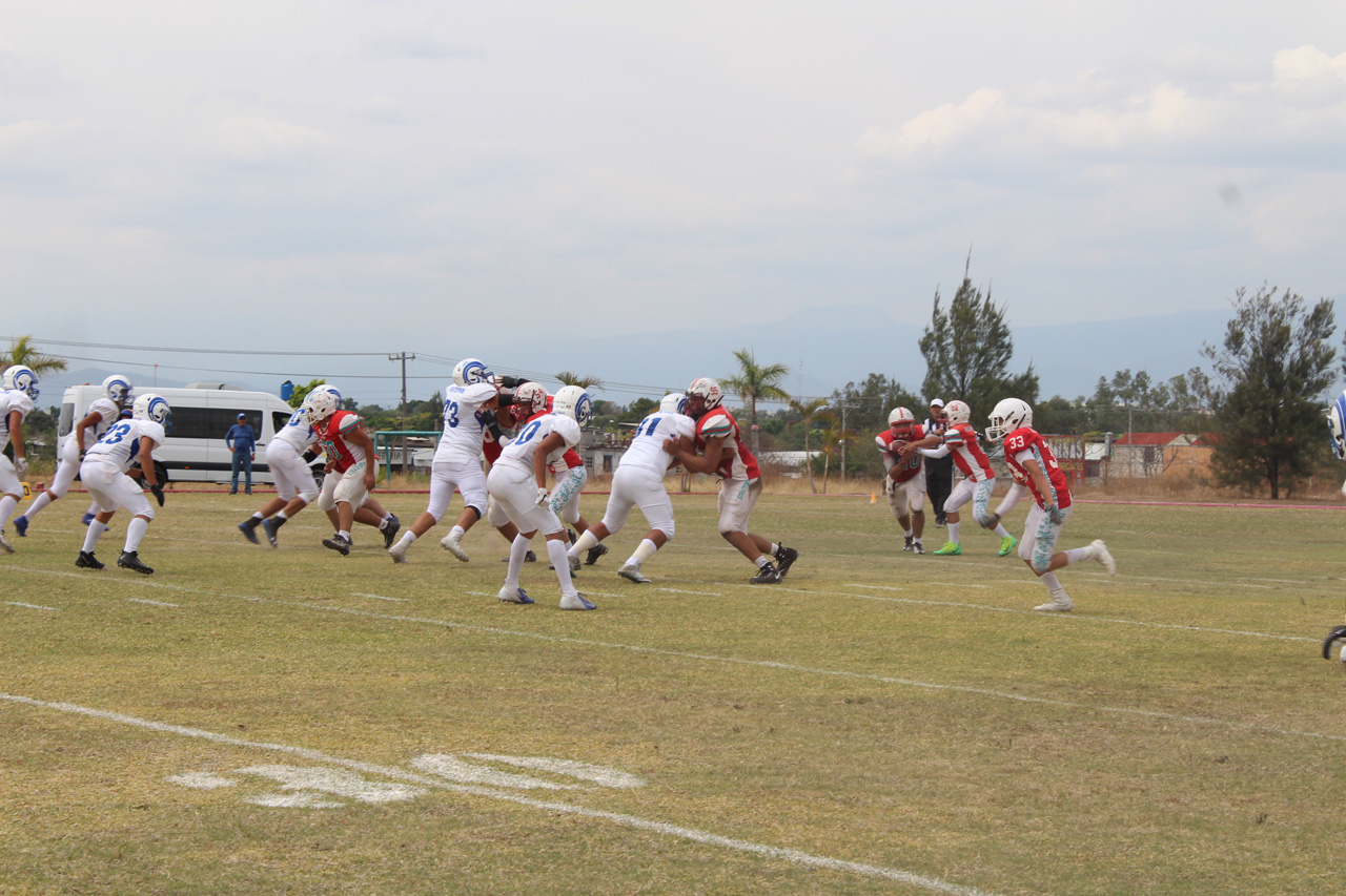 Temporada 2020: Mandriles Stratford vs. Borregos Puebla