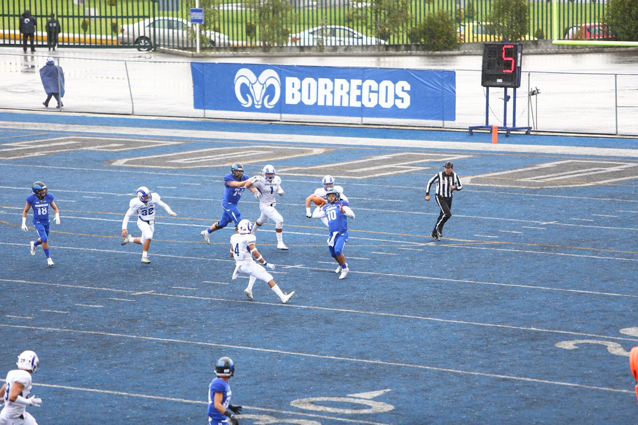 Temporada 2018: Borregos Toluca vs. Borregos Monterrey