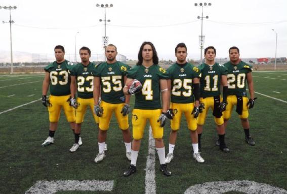 Cimarrones UABC Tijuana darán el kick-off del grupo Libertad