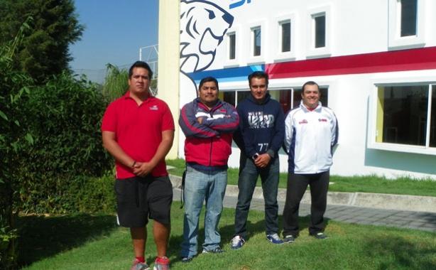 El staff de la UMAD se capacita para la temporada 2015
