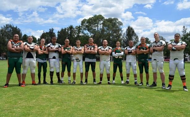 Los nuevos reclutas Aztecas