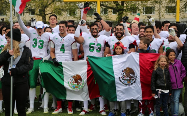 México ya tiene preroster para el mundial