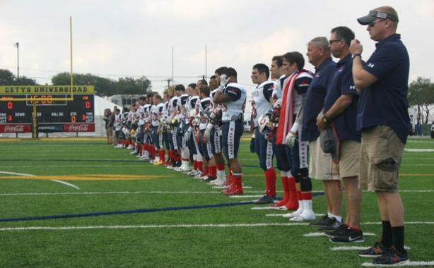 Son 54 jugadores los que representan a la División III de la NCAA