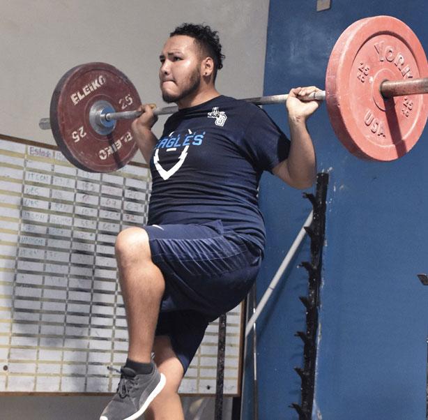 Los Potros ITSON intensifican preparación en gimnasio