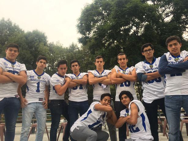Los Borregos CCM ya preparan su temporada 2018