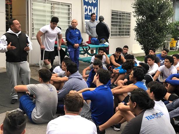 Borregos CCM inicia su pretemporada rumbo a la Juvenil 2020