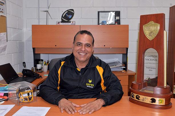 Lic. Roberto Quintero Mármol nuevo director de FBA de la CONADEIP