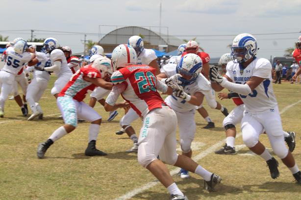 Borregos Puebla sumó su segunda victoria al vencer a Mandriles