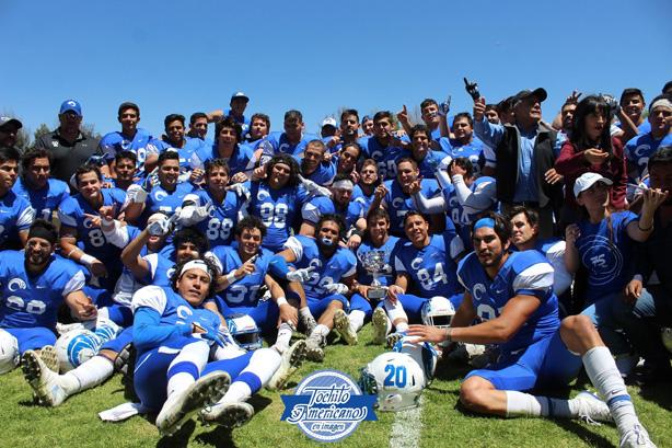 Borregos Guadalajara logran su primer trofeo con el coach Alfaro