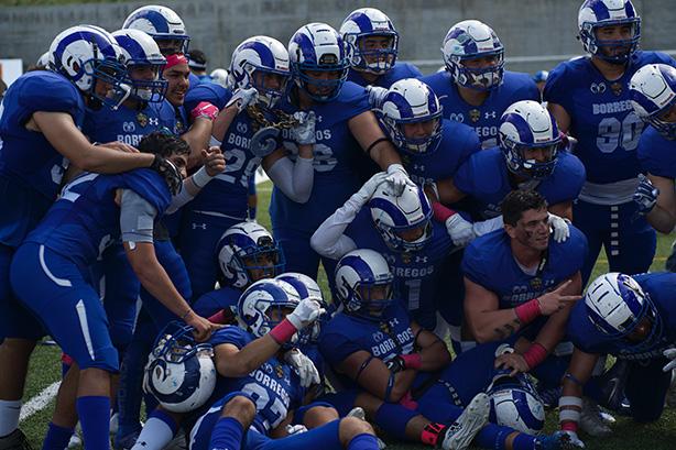 Borregos Monterrey retoma la senda del triunfo