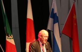 Ceremonia Inauguración Mundial Uppsala 2014