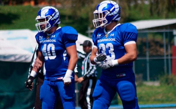 Borregos Santa Fe recibe a los campeones Aztecas UDLAP
