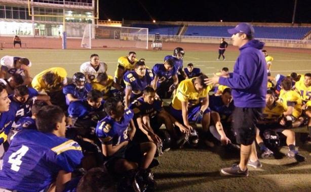 El coach