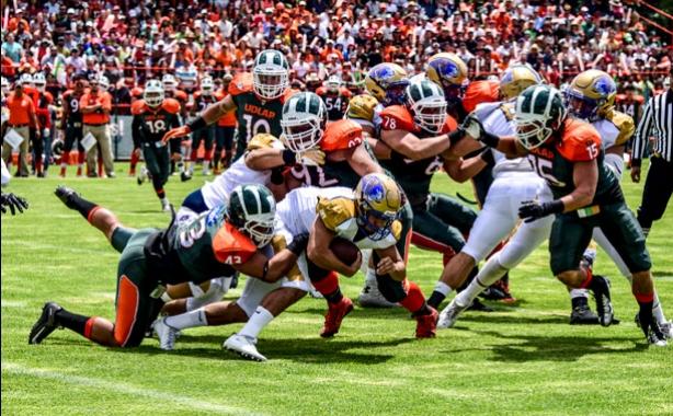 Aztecas vs Tigres por el título nacional