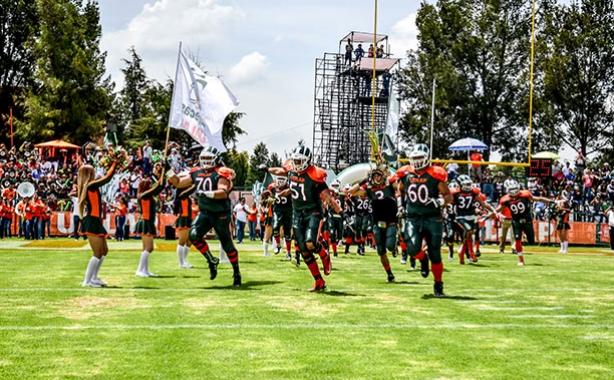 Aztecas de la UDLAP sostendrá práctica conjunta ante la BUAP